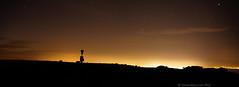 Pix 2012 4 April 24  night shots (26) edit 1 (Simon Mark Smith) Tags: streetlight silhouettes lightpollution starrynight carheadlights distantlights