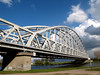 Muiderspoorbrug (naturum) Tags: bridge netherlands geotagged spring nederland april brug railroadbridge lente diemen 2012 muiden weesp spoorwegbrug muiderspoorbrug geo:lat=5232504209 geo:lon=501584888