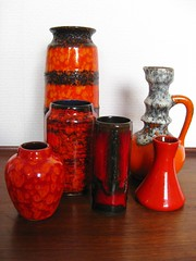 What I came across today (sticknobills) Tags: china west art vintage studio ceramic design 60s power handmade space mug 70s pottery fleamarket porzellan