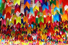 Bandeirinhas Juninas (MrcioReis) Tags: colors cores festajunina bandeirinhas