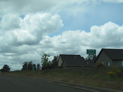 Oregon State Route 223 (Dougtone) Tags: road sign oregon dallas highway route shield 060512