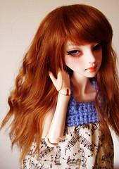 more Li (Hellohappylisa) Tags: ball li doll soul resin happydolls rs bbb msd jointed bobobie hellohappy resinsoul