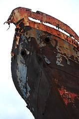 Sidi Ouarsik, Marokko 2012 (wally nelemans) Tags: morocco shipwreck maroc marokko 2012 scheepswrak sidiouarsik