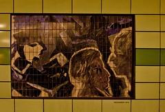 magdalenen str art (glasnevinz) Tags: berlin art germany subway ubahn magdalenen