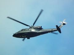 G-DPJR (kenjonbro) Tags: uk blue black london westminster trafalgarsquare helicopter charingcross sw1 sikorsky s76b gdpjr kenjonbro fujihs10 cn760352
