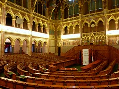 Hungarian National Assembly Hall, Budapest, Hungary (Frans.Sellies (off for a while)) Tags: geotagged hungary budapest parliament ungarn orszghz magyarorszg hungra hongarije imresteindl p1120416 geo:lat=47507450969557404 geo:lon=19045564318554625