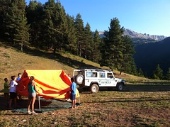 Campaments Estiu Pyrene_Camp Aventura (Club Pyrene) Tags: summercamp aventura lacerdanya pirineu acampada pyrene campamentos sostenible coloniesestiu
