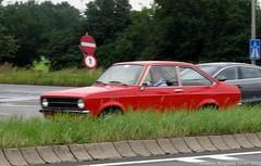 Ford Escort 1978 (XBXG) Tags: auto old classic ford netherlands car amsterdam vintage germany deutschland automobile nederland voiture german 1978 paysbas escort deutsch ancienne fordescort allemande 89xt80 sidecode3