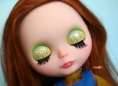 Lola's eyelids :)