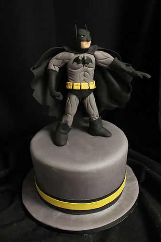 Batman Dark Knight cake