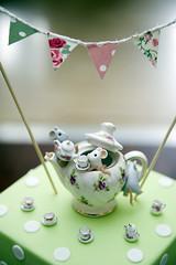 Teapot Mice (Quernus Crafts) Tags: wedding cute mice polymerclay quernuscrafts teapotmice
