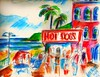 HOT DOGS ON CITY BEACH, LAGUNA, CA (roberthuffstutter) Tags: new money art style relish tips expressionism impressionism mustard condiments paranoid watercolors rolex picnik lagunabeach citypark alleys memoryloss lagunabeachca phonepictures hotdogstands weirddudes spystories huffstutter watercolorsbyhuffstutter weirdblonde lagunahotdogs artmarketusa