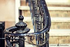 Detalle (Leonor Saavedra) Tags: escaleras escalones nuevayork manhanttan retofotografico clickgo
