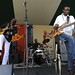Oliver Mtukudzi and the Black Spirits @ Gallagher Park. 2012 Edmonton Folk Music Festival.