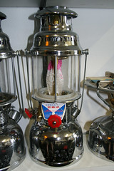 Lamp collection (Matthijs (NL)) Tags: 2005 lamp canon collection anchor lantern pressure kerosene 30d paraffin canoneos30d 950500cp petromaxclone brüdermannesmann