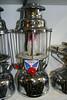 Lamp collection (Matthijs (NL)) Tags: 2005 lamp canon collection anchor lantern pressure kerosene 30d paraffin canoneos30d 950500cp petromaxclone brüdermannesmann