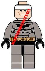 My Custom lego Batman Decals (The Monkeh) Tags: dc lego superman batman superheroes decals
