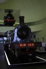 Highland Railway 103 Glasgow transport Museum (Neil Sutton Photography) Tags: scotland glasgow 103 steamengine steamlocomotive lms 324 highlandrailway 16379 riversidemuseum jonesgoods museumoftransportglasgow glasgowmuseumtransport