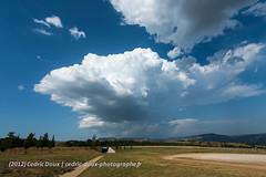 Le Viaduc de Millau (Cedric Doux) Tags: france nature landscape ciel pont nuages paysage millau viaduc cielbleu viaducdemillau publifbphoto