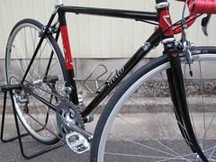 IMG_1480 (EastRiverCycles) Tags: road bicycle tokyo steel 2012 morishita vivalo     eastrivercycles  kaisei4130r