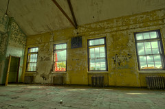 (Lilly Pfizer) Tags: abandoned statehospital bristolmyers nikond7000