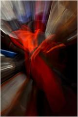 Colour Burst (Explored 09-11-2012) (Brian Aston) Tags: camera orange art movement nikon creative australia queensland burst icm toowoomba intentional d90 intentionalcameramovement brianaston whiptail2011 motionfineartphotography