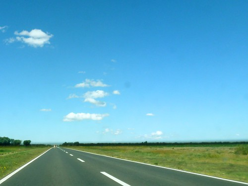 Des kilomètres de ligne droite, Argentine