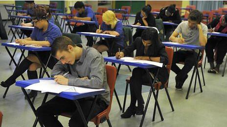 英格兰中学会考GCSE