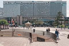 (victortsu) Tags: paris france architecture photo gare trainstation montparnasse ricohgr garemontparnasse victortsu