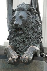 Lion (akk_rus) Tags: city nikon europe russia moscow lion nikkor 70300mm moskau moscou    d80  nikond80 70300mmf4556gvr nikkor70300mmf4556gifedafsvr
