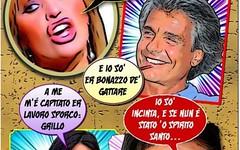 Eccezionalmente al Teatro Campidoglio la Sturmtruppen italiana (SatiraItalia) Tags: vignette satira politica