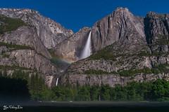 Moonbow - Yosemite NP  (YaochingLiu) Tags: yosemite moonbow