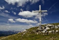 Alpine Star (matteo.buriola) Tags: nikon monte 1855 alpi croce friuli vetta carniche tarvisiano osternig d3100