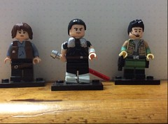 These Koopmans contest entry (cullenjason72) Tags: rouge one star jones comic force lego killer empire wars custom marvel shattered felicity kes unleashed dameron jyn erso