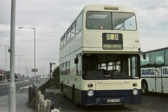064-03 (Ian R. Simpson) Tags: leyland fylde greatermanchestertransport atlantean gmbuses northerncounties bluebuses an68 onf666r