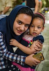Sisters Esfahan Park (gregtebble) Tags: people sisters iran esfahan younggirls
