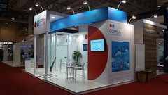 "COMSA Cleanroom Technology participa en la FCE Pharma de Sao Paulo (Brasil) • <a style=""font-size:0.8em;"" href=""http://www.flickr.com/photos/69167211@N03/26953713196/"" target=""_blank"">View on Flickr</a>"