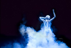 Snow Queen (Antonio Diaz Photography) Tags: snow ice stars frozen princess disney queen elsa