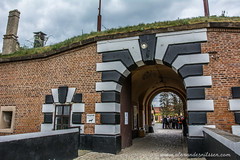 Entrance To Small Fortress (A.Nilssen Photography) Tags: camp konzentrationslager prison theresienstadt kl mala kz lager concentrationcamp gestapo terezin smallfortress pevnost
