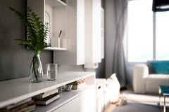 Living interieur 2 (Martin-Klein) Tags: living 3d cg dof bokeh interieur visualisation