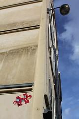 Ba Pyl_2532 rue des Lyonnais Paris 05 (meuh1246) Tags: streetart paris puzzle paris05 ruedeslyonnais bapyl