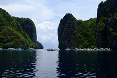 (Valerio Soncini) Tags: sea seascape green landscape island philippines ph landschaft hopping elnido philippinen miniloc sooc pilippinen mimaropa