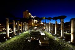roman sunset (**) Tags: rome roma italia italy italie cidade city ciudad citt citt ciutat sunset prdosol tramonto