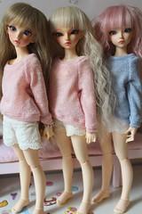 My Minifees (Gigiholy) Tags: wig moe luts fairyland liria leekeworld minifee nf14 rheia rosenlied viridianhouse nomyens pearlsofdanube smpdoll oscardolleyes