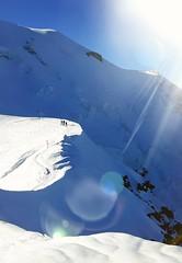 Gouter Ridge...Mt. Blanc (saltburger) Tags: saltburger frenchalps chamonix alps alpinism mountains