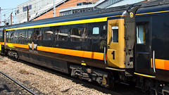 MK 3 41201 (JOHN BRACE) Tags: 3 coach open central first loco grand 1975 seen fo derby mk built numbered doncaster livery brel hauled 11045 41201