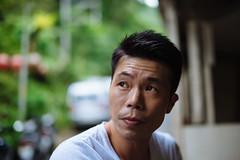 Fred (Randy Wei) Tags: portrait 35mm fujifilm f095 zhongyi xe1 mitakon