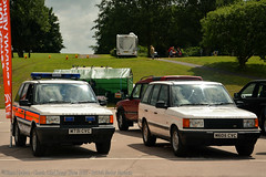 Classic Land Rover Show 2016 - Range Rover P38 (Si 558) Tags: show classic car museum 4x4 rover land british motor landrover range rangerover carshow 2016 p38 classiccarshow gobeyond onelifeliveit rangeroverp38 britishmotormuseum classiclandrovershow