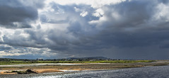towards Garmouth (judmac1) Tags: light weather river evening scotland estuary changing moray firth spey garmouth