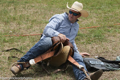 Blythewood Rodeo 2016-11 (Perry B McLeod) Tags: sc cowboys barrel bull racing bulls riding rodeo cowgirl calf saddle bronc blythewood roping ipra